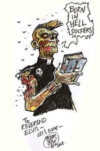 reverend elvis paskal millet
